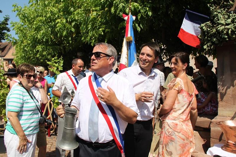 188 ème édition de la Fête de la Fontaine de Wangen, 5-6 juillet 2015 Img_9121