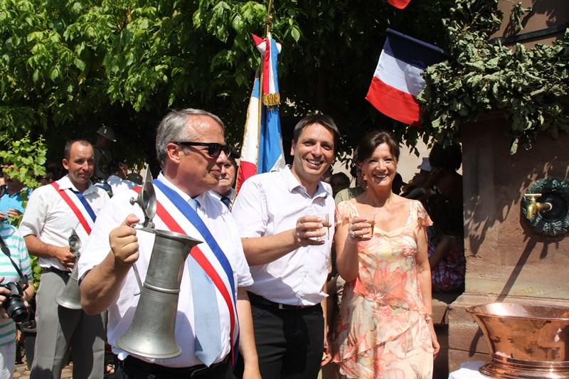 188 ème édition de la Fête de la Fontaine de Wangen, 5-6 juillet 2015 Img_9122