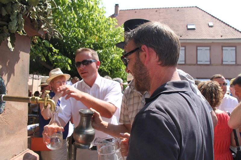 188 ème édition de la Fête de la Fontaine de Wangen, 5-6 juillet 2015 Img_9123