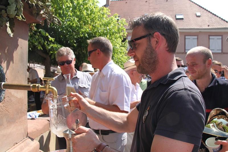 188 ème édition de la Fête de la Fontaine de Wangen, 5-6 juillet 2015 Img_9124