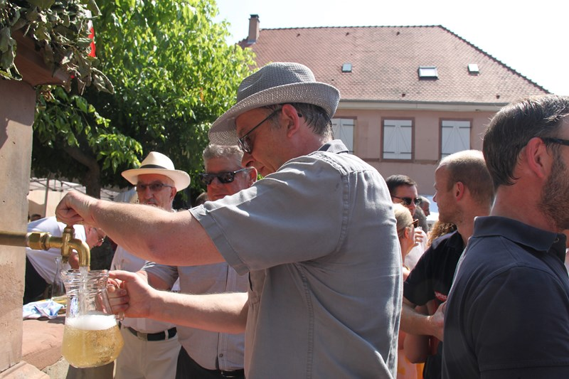 188 ème édition de la Fête de la Fontaine de Wangen, 5-6 juillet 2015 Img_9126