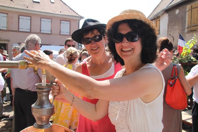 188 ème édition de la Fête de la Fontaine de Wangen, 5-6 juillet 2015 Img_9127