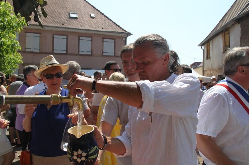 188 ème édition de la Fête de la Fontaine de Wangen, 5-6 juillet 2015 Img_9129