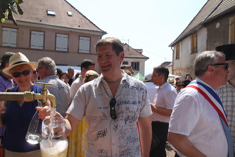 188 ème édition de la Fête de la Fontaine de Wangen, 5-6 juillet 2015 Img_9131