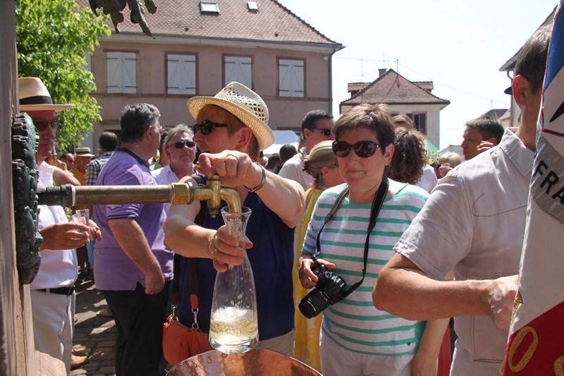 188 ème édition de la Fête de la Fontaine de Wangen, 5-6 juillet 2015 Img_9132