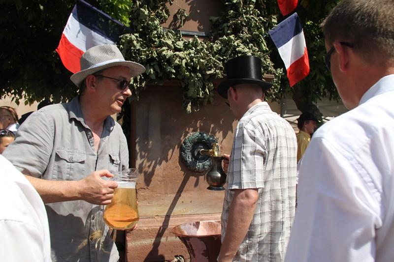 188 ème édition de la Fête de la Fontaine de Wangen, 5-6 juillet 2015 Img_9134