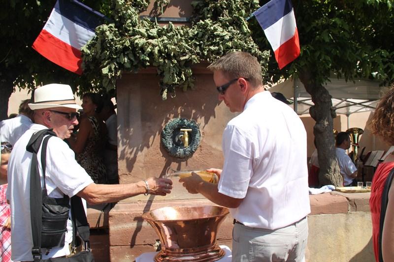 188 ème édition de la Fête de la Fontaine de Wangen, 5-6 juillet 2015 Img_9135
