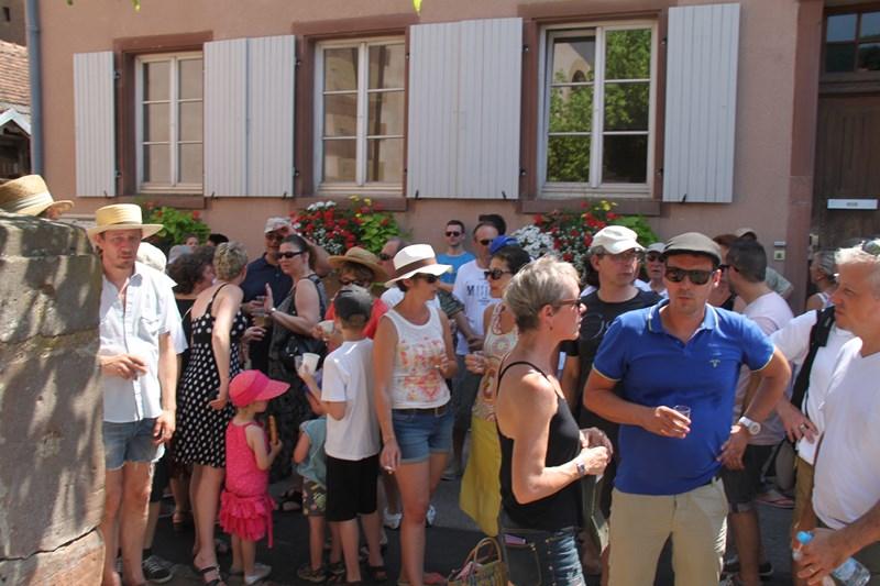 188 ème édition de la Fête de la Fontaine de Wangen, 5-6 juillet 2015 Img_9155