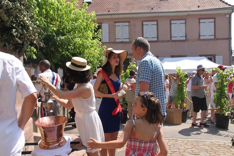 188 ème édition de la Fête de la Fontaine de Wangen, 5-6 juillet 2015 Img_9157