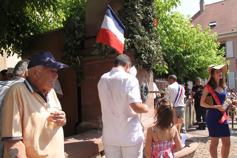 188 ème édition de la Fête de la Fontaine de Wangen, 5-6 juillet 2015 Img_9158