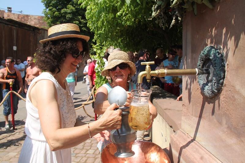 188 ème édition de la Fête de la Fontaine de Wangen, 5-6 juillet 2015 Img_9163