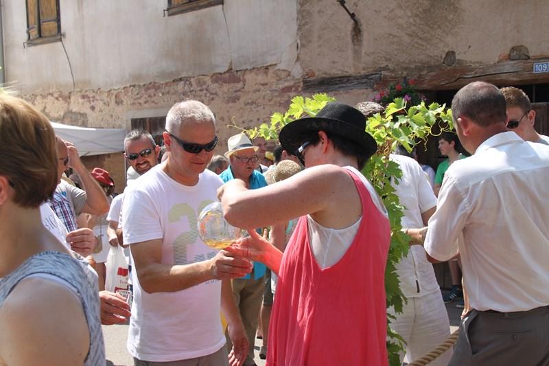 188 ème édition de la Fête de la Fontaine de Wangen, 5-6 juillet 2015 Img_9166