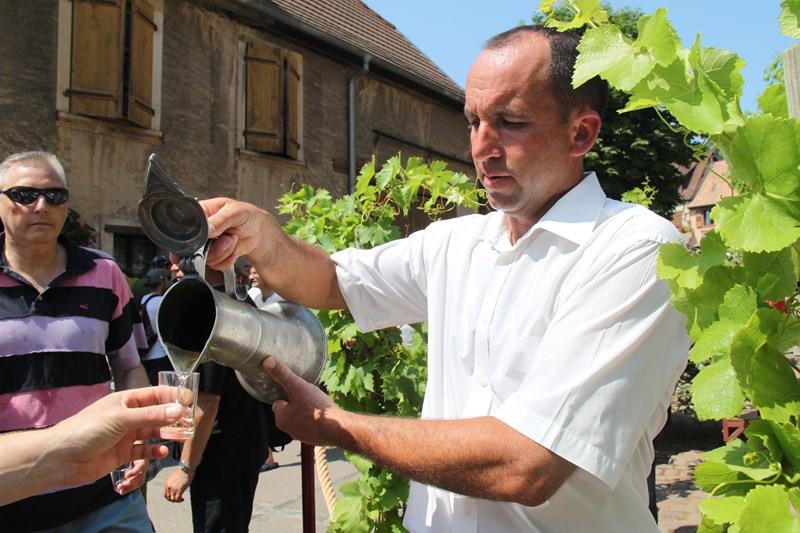 188 ème édition de la Fête de la Fontaine de Wangen, 5-6 juillet 2015 Img_9168