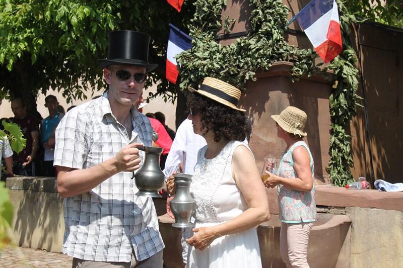 188 ème édition de la Fête de la Fontaine de Wangen, 5-6 juillet 2015 Img_9221