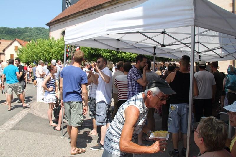 188 ème édition de la Fête de la Fontaine de Wangen, 5-6 juillet 2015 Img_9224