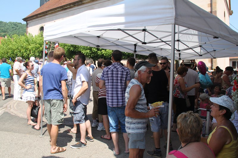 188 ème édition de la Fête de la Fontaine de Wangen, 5-6 juillet 2015 Img_9225