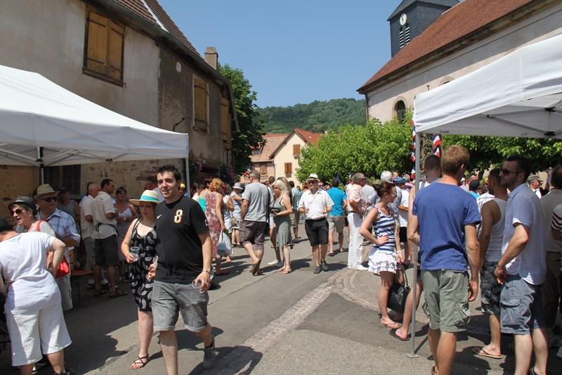 188 ème édition de la Fête de la Fontaine de Wangen, 5-6 juillet 2015 Img_9226