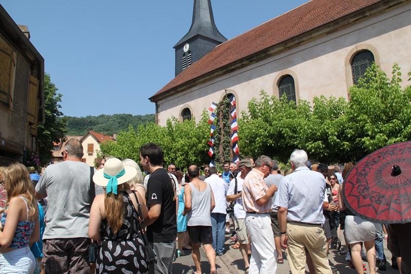 188 ème édition de la Fête de la Fontaine de Wangen, 5-6 juillet 2015 Img_9234