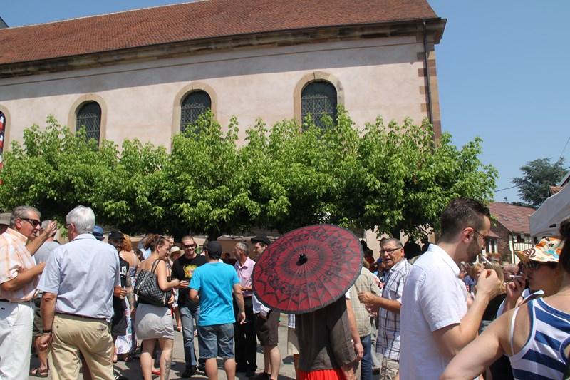 188 ème édition de la Fête de la Fontaine de Wangen, 5-6 juillet 2015 Img_9236