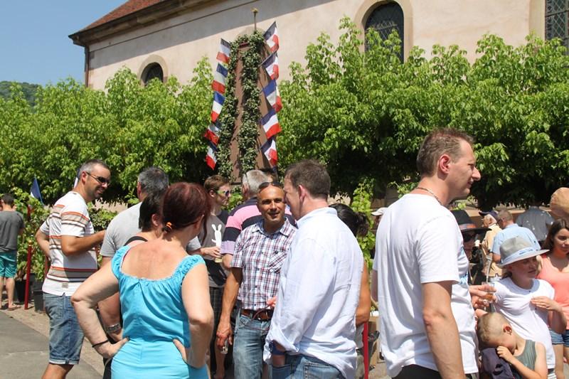 188 ème édition de la Fête de la Fontaine de Wangen, 5-6 juillet 2015 Img_9237