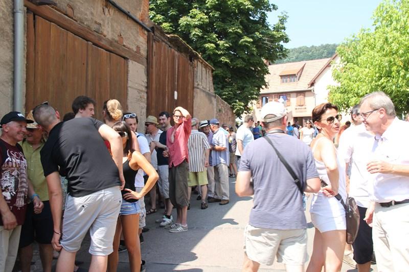 188 ème édition de la Fête de la Fontaine de Wangen, 5-6 juillet 2015 Img_9238