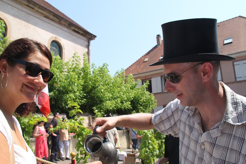 188 ème édition de la Fête de la Fontaine de Wangen, 5-6 juillet 2015 Img_9239