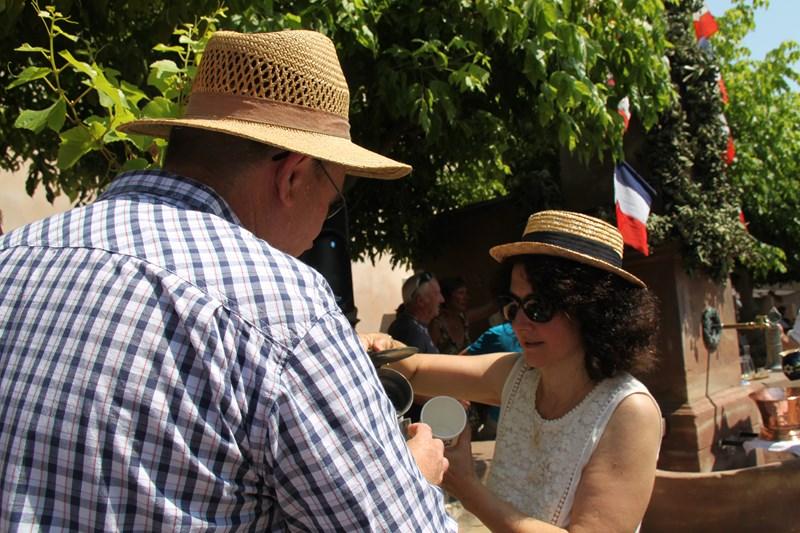 188 ème édition de la Fête de la Fontaine de Wangen, 5-6 juillet 2015 Img_9242