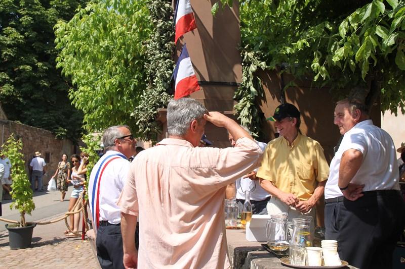 188 ème édition de la Fête de la Fontaine de Wangen, 5-6 juillet 2015 Img_9248