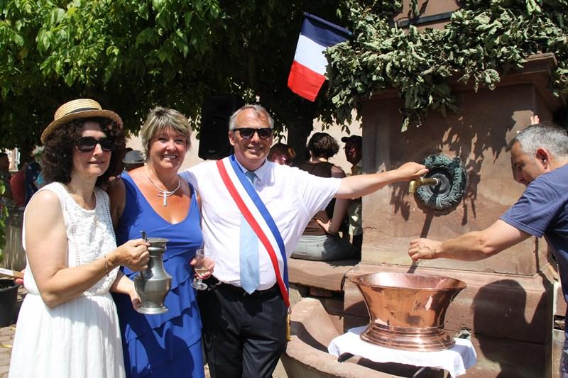 188 ème édition de la Fête de la Fontaine de Wangen, 5-6 juillet 2015 Img_9255