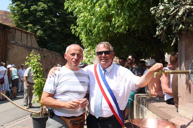 188 ème édition de la Fête de la Fontaine de Wangen, 5-6 juillet 2015 Img_9259
