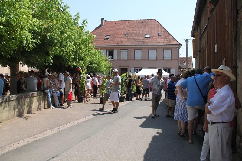 188 ème édition de la Fête de la Fontaine de Wangen, 5-6 juillet 2015 Img_9261