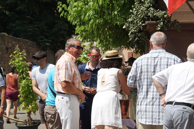 188 ème édition de la Fête de la Fontaine de Wangen, 5-6 juillet 2015 Img_9263