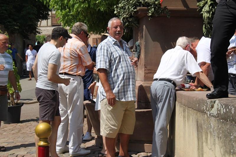 188 ème édition de la Fête de la Fontaine de Wangen, 5-6 juillet 2015 Img_9264