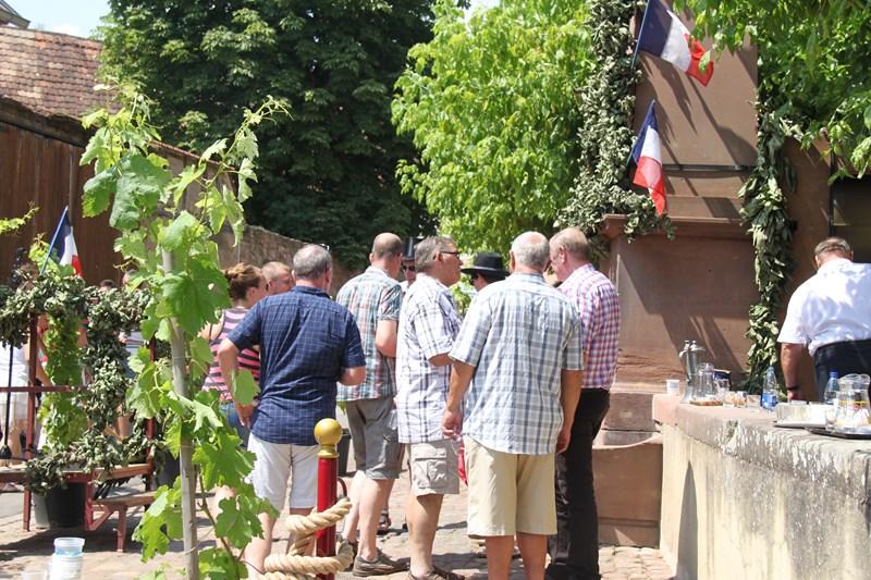 188 ème édition de la Fête de la Fontaine de Wangen, 5-6 juillet 2015 Img_9341