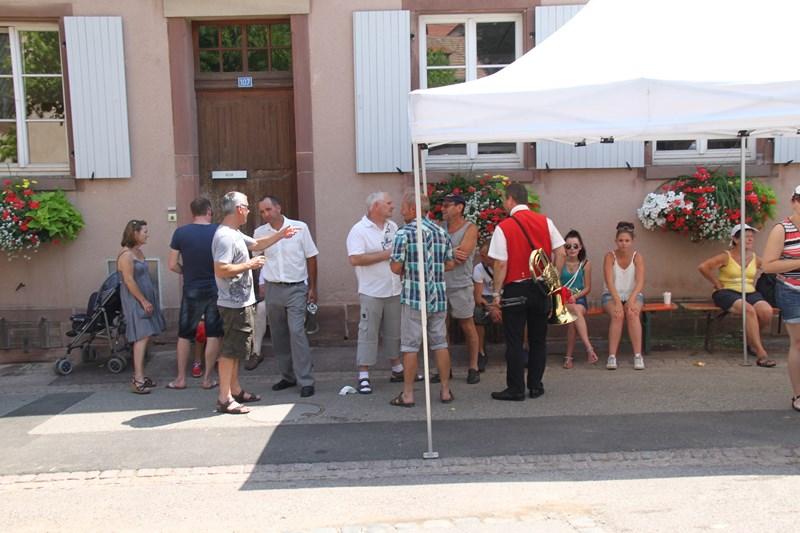 188 ème édition de la Fête de la Fontaine de Wangen, 5-6 juillet 2015 Img_9343
