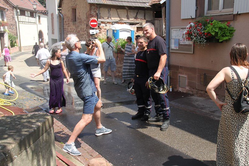 188 ème édition de la Fête de la Fontaine de Wangen, 5-6 juillet 2015 Img_9344