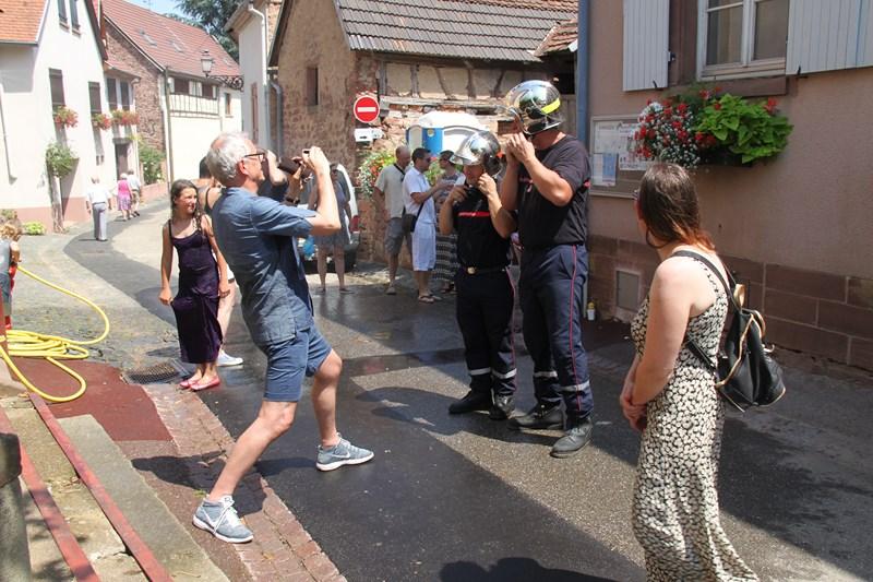 188 ème édition de la Fête de la Fontaine de Wangen, 5-6 juillet 2015 Img_9345
