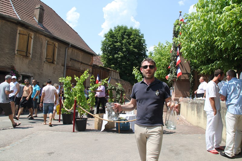188 ème édition de la Fête de la Fontaine de Wangen, 5-6 juillet 2015 Img_9347