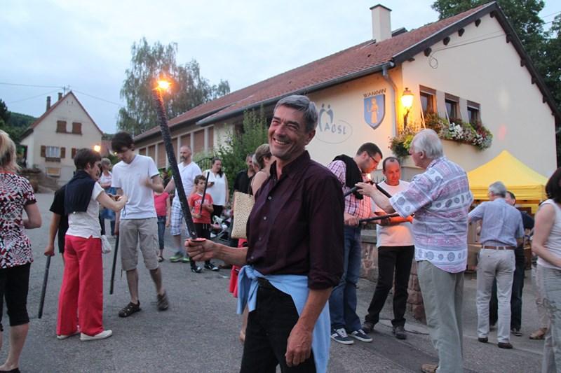 Wangen, 13 juillet 2015, bal populaire, retraite aux flambeaux et feu d'artifice! Img_9523