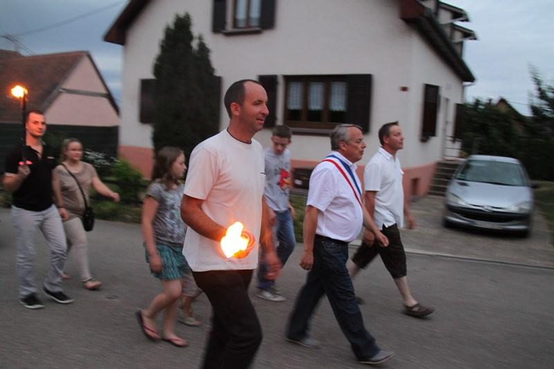 Wangen, 13 juillet 2015, bal populaire, retraite aux flambeaux et feu d'artifice! Img_9532