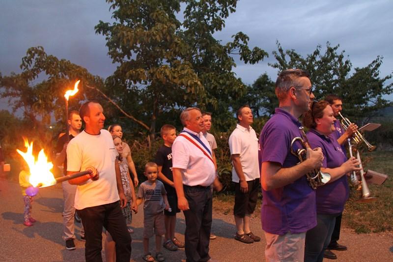 Wangen, 13 juillet 2015, bal populaire, retraite aux flambeaux et feu d'artifice! Img_9540