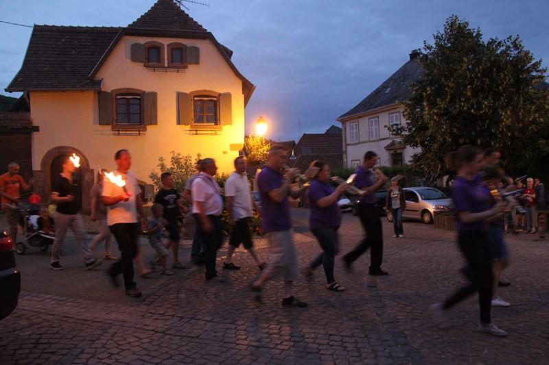 Wangen, 13 juillet 2015, bal populaire, retraite aux flambeaux et feu d'artifice! Img_9614