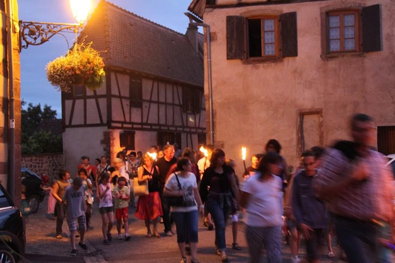 Wangen, 13 juillet 2015, bal populaire, retraite aux flambeaux et feu d'artifice! Img_9622