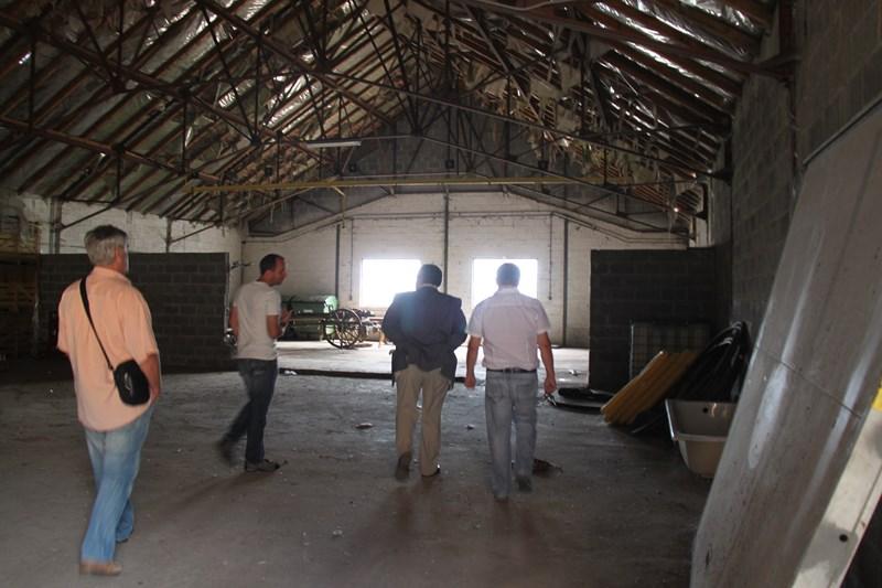 Visite de Monsieur le Député Laurent Furst le 28 juillet 2015 à Wangen Img_9921