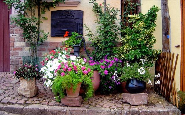 Rendez-vous aux jardins à Wangen les 6 et 7 juin 2015 avec l'association Découvrir. Unname10