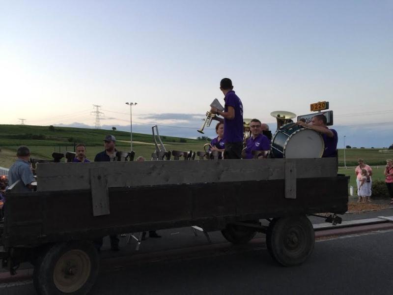 harmonie - La Musique Harmonie de Wangen à Nordheim le 14 juillet 2015 Unname44