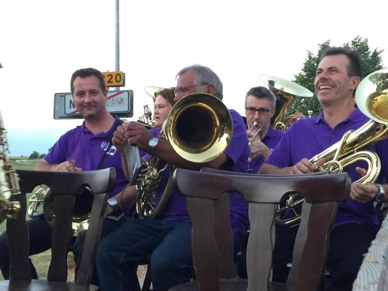 harmonie - La Musique Harmonie de Wangen à Nordheim le 14 juillet 2015 Unname46