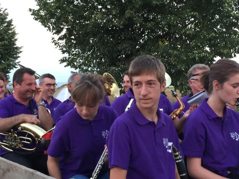 harmonie - La Musique Harmonie de Wangen à Nordheim le 14 juillet 2015 Unname50