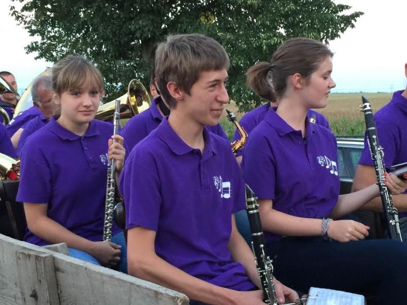 harmonie - La Musique Harmonie de Wangen à Nordheim le 14 juillet 2015 Unname54
