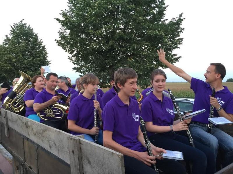 harmonie - La Musique Harmonie de Wangen à Nordheim le 14 juillet 2015 Unname57